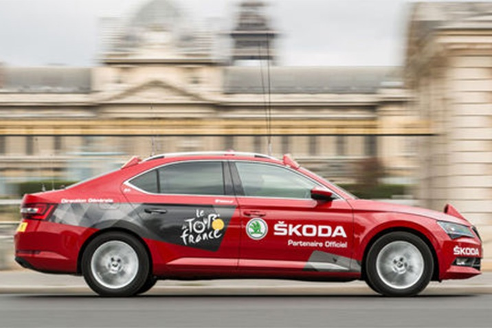 Skoda Tour