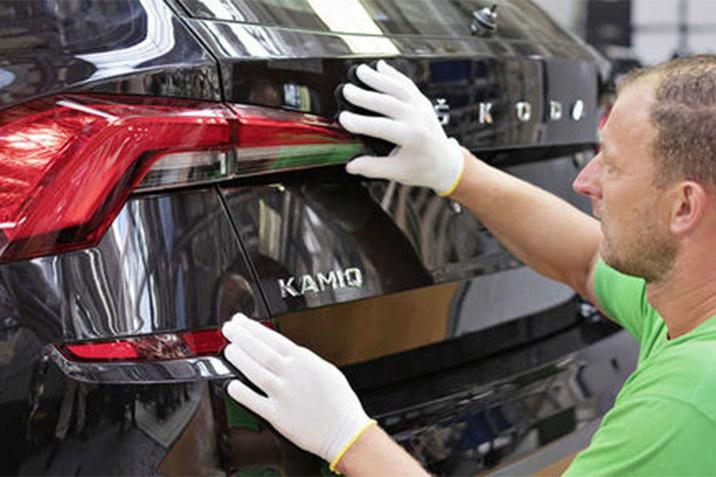 Skoda Kamiq gyártás